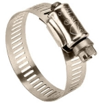 #6 STAINLESS STEEL HOSE CLAMP