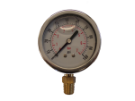 "GG100, 2-1/2"" LIQUID FILLED GAUGE 100 PSI"
