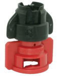 TDXL11004-D, SIZE 04 110° TURBODROP XL D VERSION SPRAY TIP NOZZLE RED