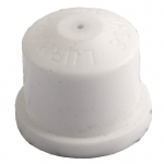 30HCX2, SIZE 2 HOLLOW CONE SPRAY TIP NOZZLE WHITE