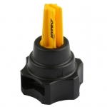 FC-XT024, BOOM XTENDER NOZZLE WITH FAST-CAP YELLOW