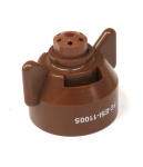 FC-ESI-11005, SIZE 05 ESI SIX STREAM FASTCAP SPRAY TIP NOZZLE BROWN