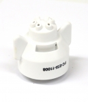 FC-ESI-11008, SIZE 08 ESI SIX STREAM FASTCAP SPRAY TIP NOZZLE WHITE