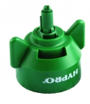 FC-GA110-015, SIZE 015 110° GUARDIANAIR FASTCAP SPRAY TIP NOZZLE GREEN