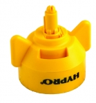 FC-GA110-02, SIZE 02 110° GUARDIANAIR FASTCAP SPRAY TIP NOZZLE YELLOW