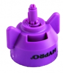 FC-GA110-025, SIZE 025 110° GUARDIANAIR FASTCAP SPRAY TIP NOZZLE VIOLET