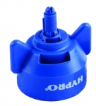FC-GA110-03, SIZE 03 110° GUARDIANAIR FASTCAP SPRAY TIP NOZZLE BLUE