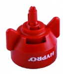 FC-GA110-04, SIZE 04 110° GUARDIANAIR FASTCAP SPRAY TIP NOZZLE RED
