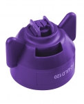 FC-ULD120-025, SIZE 025 120° ULTRA LO-DRIFT FASTCAP SPRAY TIP NOZZLE VIOLET