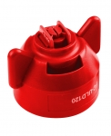 FC-ULD120-04, SIZE 04 120° ULTRA LO-DRIFT FASTCAP SPRAY TIP NOZZLE RED