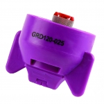 GRD120-025, SIZE 025 120° GUARDIAN FASTCAP SPRAY TIP NOZZLE VIOLET