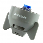 GRD120-06, SIZE 06 120° GUARDIAN FASTCAP SPRAY TIP NOZZLE GREY