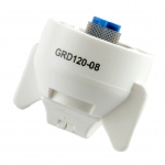 GRD120-08, SIZE 08 120° GUARDIAN FASTCAP SPRAY TIP NOZZLE WHITE