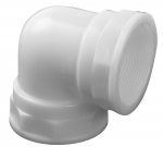 "LL200 NYLON PIPE ELBOW 2"" FPT X 2"" FPT"