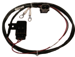 054-0123-000, POWER CABLE, DIRECT BATTERY, 2-PIN WEATHERPACK