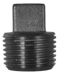 "F34FO, 3/4"" MPT PLUG FORGED STEEL"