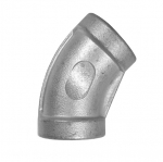 "7LL200-45, 2"" FPT X 2"" FPT ELBOW 45° STAINLESS STEEL"