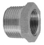"7RB300200, 3"" MPT X 2"" FPT REDUCER BUSHING STAINLESS STEEL"