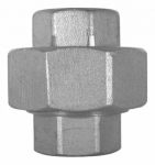 "7U114, 1-1/4"" FPT UNION STAINLESS STEEL"