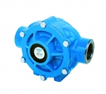 1502C-R, REVERSE ROTATION 6-ROLLER PUMP CAST IRON