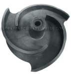 0400-1540P, 3-VANE IMPELLER