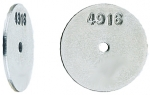 CP4916-125, ORIFICE DISC 1.96 GPM AT 40 PSI