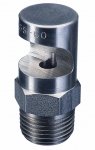 "1/2K-SS40, SIZE 40 FLOODJET 1/2"" NPT SPRAY TIP NOZZLE STAINLESS STEEL"