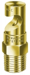 "1/4KLC-5, SIZE 5 FIELDJET 1/4"" NPT SPRAY TIP NOZZLE BRASS"