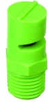 "1/4TTJ15-VP, SIZE 15 TURFJET 1/4"" NPT SPRAY TIP NOZZLE LIGHT GREEN (CALL OR EMAIL FOR REGULAR PRICING)"