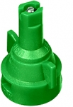 AIC110015-VS, SIZE 015 110° AIR INDUCTION SPRAY TIP & CAP NOZZLE STAINLESS GREEN (CALL OR EMAIL FOR REGULAR PRICING)