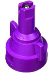 AIC110025-VS, SIZE 025 110° AIR INDUCTION SPRAY TIP & CAP NOZZLE STAINLESS VIOLET (CALL OR EMAIL FOR REGULAR PRICING)