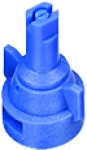 AIC11003-VP, SIZE 03 110° AIR INDUCTION SPRAY TIP & CAP NOZZLE POLY BLUE (CALL OR EMAIL FOR REGULAR PRICING)