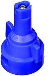 AIC11003-VS, SIZE 03 110° AIR INDUCTION SPRAY TIP & CAP NOZZLE STAINLESS BLUE (CALL OR EMAIL FOR REGULAR PRICING)
