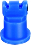 AITTJ60-11003VP, SIZE 03 110° AIR INDUCTION TURBO TWINJET SPRAY TIP NOZZLE BLUE