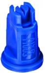 AIXR11003-VP, SIZE 03 110° AIR INDUCTION EXTENDED RANGE SPRAY TIP NOZZLE BLUE
