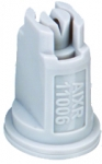 AIXR11006-VP, SIZE 06 110° AIR INDUCTION EXTENDED RANGE SPRAY TIP NOZZLE GREY