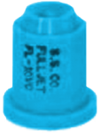 FL-10VC, SIZE 10 FULLJET WIDE ANGLE FULL CONE SPRAY TIP NOZZLE LIGHT BLUE (CALL OR EMAIL FOR REGULAR PRICING)