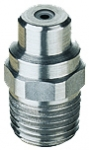 "H1/4U-SS0015, SIZE 15 STREAMJET SOLID STREAM TIP NOZZLE 1/4"" NPT STAINLESS STEEL (CALL OR EMAIL FOR REGULAR PRICING)"