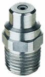 "H1/4U-SS0080, SIZE 80 STREAMJET SOLID STREAM TIP NOZZLE 1/4"" NPT STAINLESS STEEL (CALL OR EMAIL FOR REGULAR PRICING)"