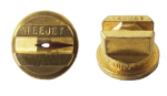 OC-12, SIZE 12 OFF-CENTER FLAT SPRAY TIP NOZZLE BRASS (CALL OR EMAIL FOR REGULAR PRICING)