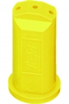SJ3-02-VP, SIZE 02 STREAMJET 3 ORIFICE TIP NOZZLE YELLOW (CALL OR EMAIL FOR REGULAR PRICING)