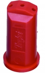 SJ3-04-VP, SIZE 04 STREAMJET 3 ORIFICE TIP NOZZLE RED (CALL OR EMAIL FOR REGULAR PRICING)