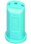 SJ3-10-VP, SIZE 10 STREAMJET 3 ORIFICE TIP NOZZLE LIGHT BLUE (CALL OR EMAIL FOR REGULAR PRICING)