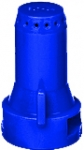 SJ7-03-VP, SIZE 03 STREAMJET 7 ORIFICE TIP NOZZLE BLUE