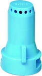 SJ7-10-VP, SIZE 10 STREAMJET 7 ORIFICE TIP NOZZLE LIGHT BLUE