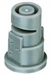 TF-VP3, SIZE 3 TURBO FLOODJET TIP NOZZLE POLY GREY