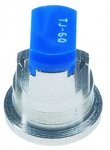 TJ60-11003VS, SIZE 03 110° TWINJET SPRAY TIP NOZZLE STAINLESS STEEL BLUE (CALL OR EMAIL FOR REGULAR PRICING)