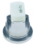 TJ60-6508VS, SIZE 08 65° TWINJET SPRAY TIP NOZZLE STAINLESS STEEL WHITE (CALL OR EMAIL FOR REGULAR PRICING)