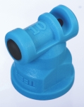 TT11010-VP, SIZE 10 110° TURBO TEEJET SPRAY TIP NOZZLE LIGHT BLUE (CALL OR EMAIL FOR REGULAR PRICING)