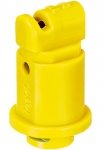 TTI-11002-VP, SIZE 02 110° TURBO TEEJET INDUCTION SPRAY TIP NOZZLE YELLOW